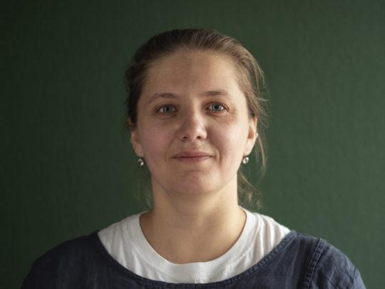 Iris Jurma-Kangur